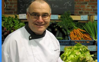 Philippe Renard, un pro de la cuisine bio
