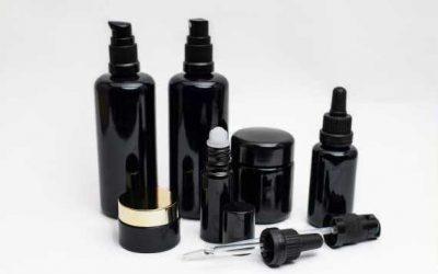 Le verre violet, la meilleure protection pour les huiles essentielles