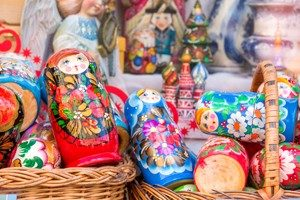 Grigori poupees russes