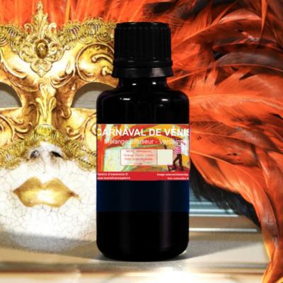 d'huiles essentielles : carnaval de venise