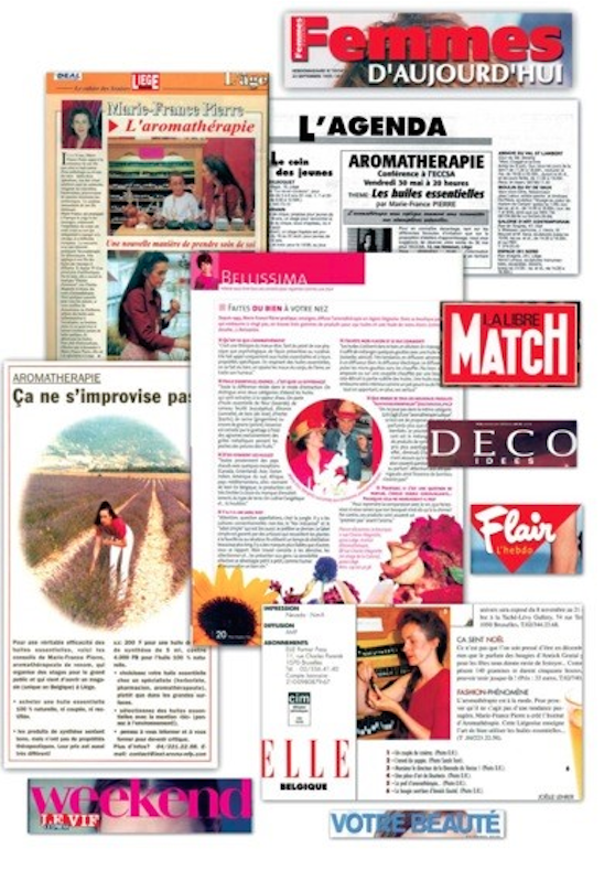 article marie france pierre